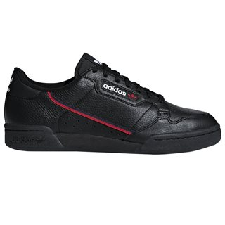 adidas Originals Black Continental 80 Trainers