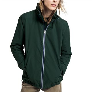Gant Green Coastal Mid Length Jacket