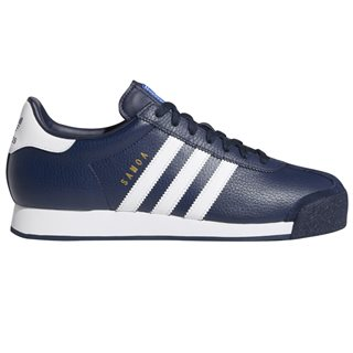 adidas Originals Navy Samoa Trainers