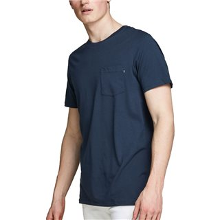 Jack & Jones Essentials Navy Classic T-Shirt