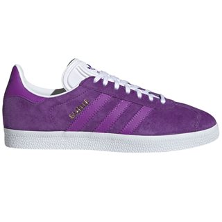 adidas Originals Purple Gazelle Trainers