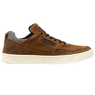 Tommy Bowe Footwear Chestnut Mix Zebo Lace Up Trainers