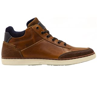 Tommy Bowe Footwear Camel Conan Lace Up Mid Boots
