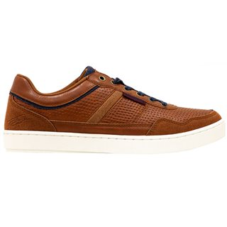 Tommy Bowe Footwear Camel Polden Lace Up Trainers