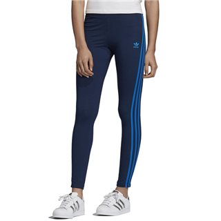 adidas Originals Navy 3-Stripes Leggings