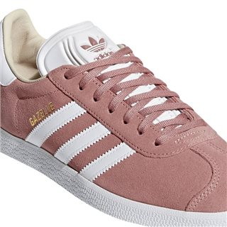 adidas Originals Ash Pink Gazelle Trainers
