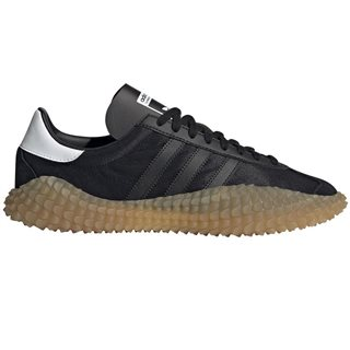adidas Originals Black / White Countryxkamanda Trainers