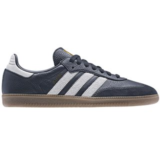 adidas Originals Navy/White Samba Og Trainers