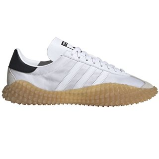 adidas Originals Originals White Countryxkamanda Trainers