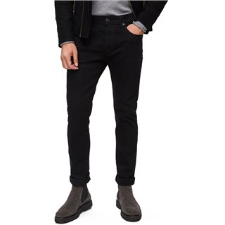 Selected Homme Black Leon 1001  Slim Fit Jeans