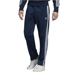 adidas Originals Navy Firebird Tracksuit Bottoms