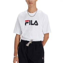 Fila White Eagle Crew Neck T-Shirt