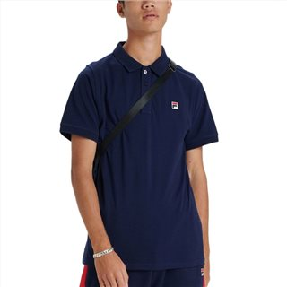 Fila Navy Brizzi Polo Shirt