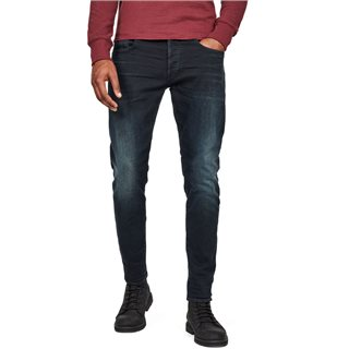 G-Star Worn In Lahar 3301 Slim Fit Jeans