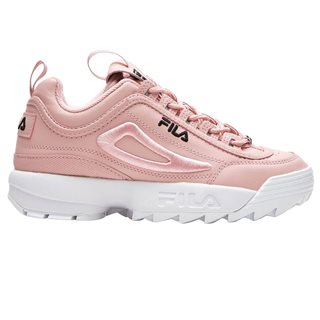 Fila Peach Disruptor II 3D Embroidery Trainers