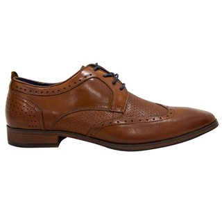 Tommy Bowe Footwear Whiskey Free State Dress Shoe