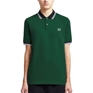 Fred Perry Ivy Colour Block Polo Shirt