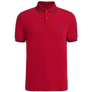 Fred Perry Siren M3600 Twin Tipped Polo Shirt