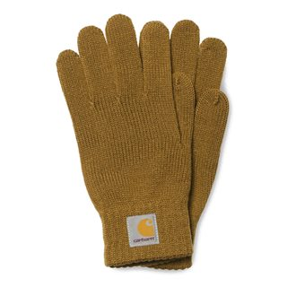 Carhartt WIP Hamilton Brown Watch Gloves