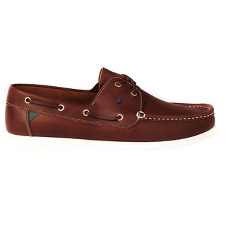 Dubarry Brown Admirals Deck Shoe