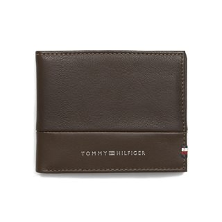 Tommy Accessories Testa Di Moro Small Contrast Panel Leather Wallet