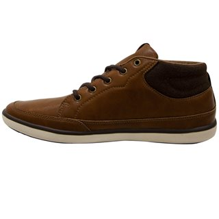 Tommy Bowe LLoyd & Pryce Camel Marmion Lace Up Trainers