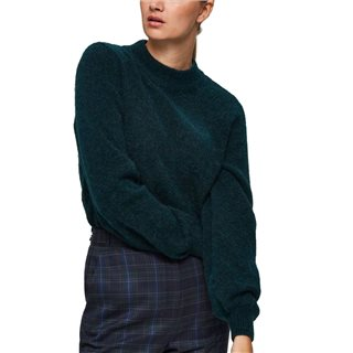 Selected Femme Ponderosa Pine Balloon Sleeves Jumper