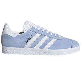 adidas Originals Glow Blue Gazelle Trainers