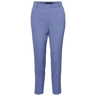 Vero Moda Blue Ice Ankle Skinny Trousers