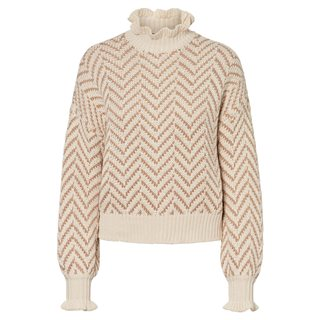 Vero Moda Birch Nomad High Neck Blouse