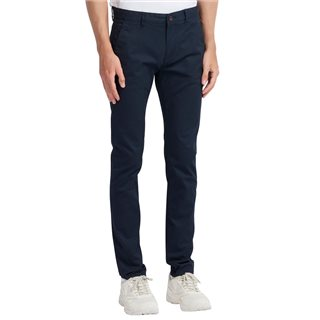 Farah Navy Drake Slim Fit Chinos