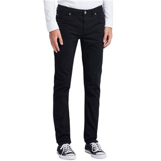 Farah Black Drake Slim Fit Cotton Twill Trousers