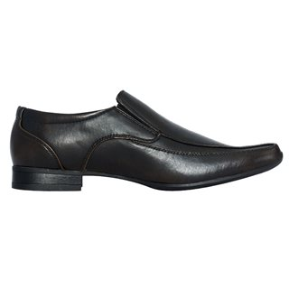 Goor Black 113 Slip On Shoe