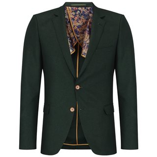Benetti Forest Max Weaved Tweed Blazer