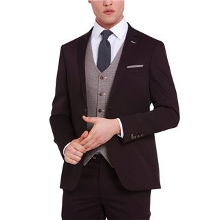 Travis Louis Super Slim 3-Piece Suit