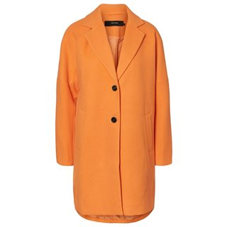 Vero Moda Coral Rose Long Coat