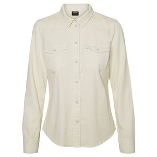 Vero Moda Birch Denim Shirt