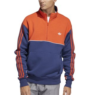 adidas Originals Navy / Orange Mod Sweatshirt