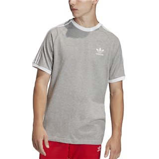 adidas Originals Grey 3-Stripes T-Shirt