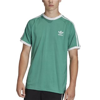 adidas Originals Green 3-Stripes T-Shirt