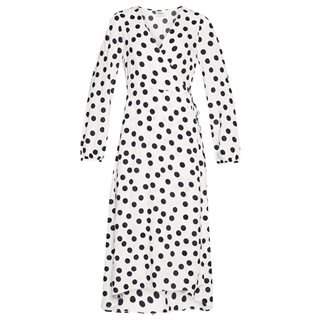 Vero Moda Birch Kayla Wrap Dress