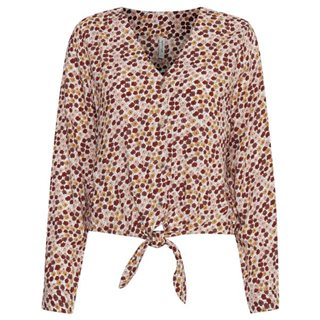 BlendShe Lene Printed Shirt