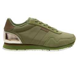 Woden Dusty Olive Nora II Trainers