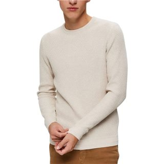 Selected Homme Textured Jumper