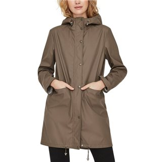 Vero Moda Bungee Cord Coated Jacket