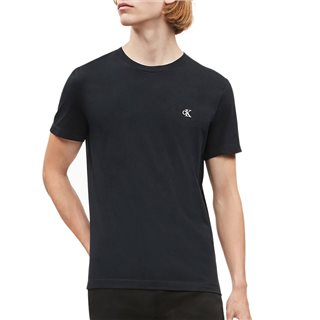 Calvin Klein CK Black Slim Organic Cotton T-Shirt