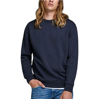 Jack & Jones Essentials Navy Blazer Plain Sweatshirt