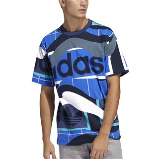 adidas Originals Tech Indigo Catalog T-Shirt