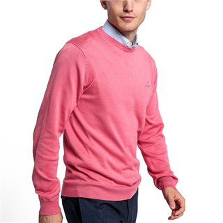 Gant Rapture Rose Classic Cotton Crew Sweater