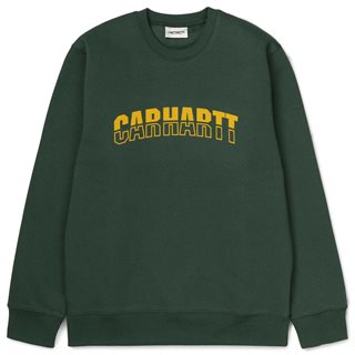 Carhartt WIP Treehouse Green District Sweat Top